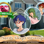 Play A Nerd's Sweet Revenge free sex game now!