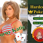 Spille gratis  porno spil Horny Katie Poker!