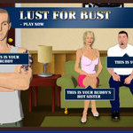 Play Lust for bust free sex game now!