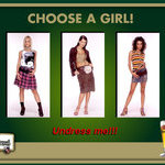 Play Pilsner Urquell Undress Me free sex game now!