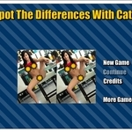 Play Spot The Differences With Catie free sex game now!