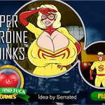 Play Super Heroine Hijinks free sex game now!